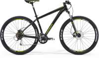 ВЕЛОСИПЕД (2015) MERIDA BIG NINE 100 MATT BLACK/GREEN/DK.GREY