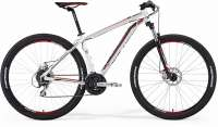 ВЕЛОСИПЕД MERIDA BIG NINE 20MD WHITE/BLACK/RED (2016)