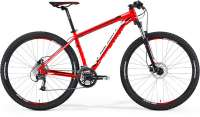 ВЕЛОСИПЕД MERIDA BIG NINE 40 RED/WHITE/BLACK (2015)