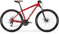 ВЕЛОСИПЕД MERIDA BIG NINE 40MD RED/WHITE/BLACK (2015)