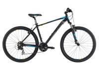 ВЕЛОСИПЕД HARO (2015) FLIGHTLINE 27.5 ONE (FLAT BLACK)